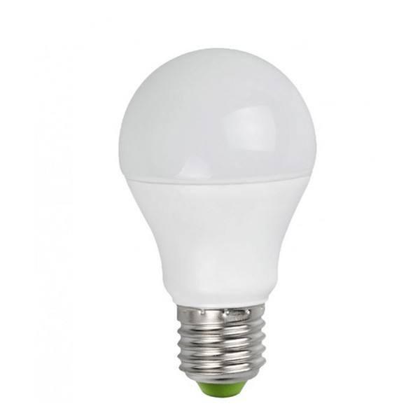 تصویر لامپ ال ای دی 12 وات سناتور