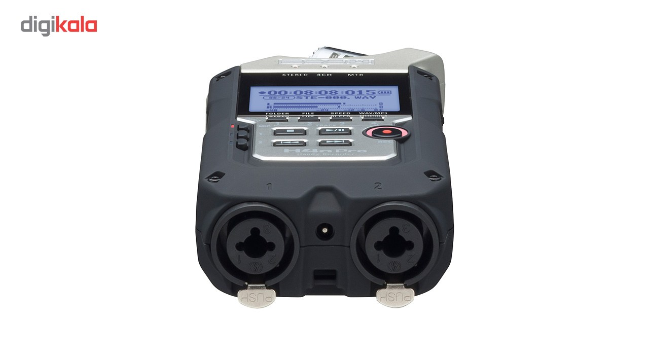 img رکوردر ضبط کننده صدا دستی زوم مدل H4n Pro ZOOM H4n Pro