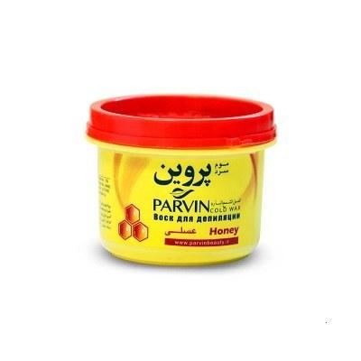 موم سرد پروین مناسب انواع پوست 300 گرم