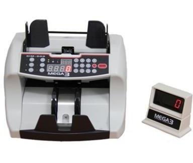 تصویر پول شمار رومیزی مگا 3 Mega 3 Bill Counter Machine