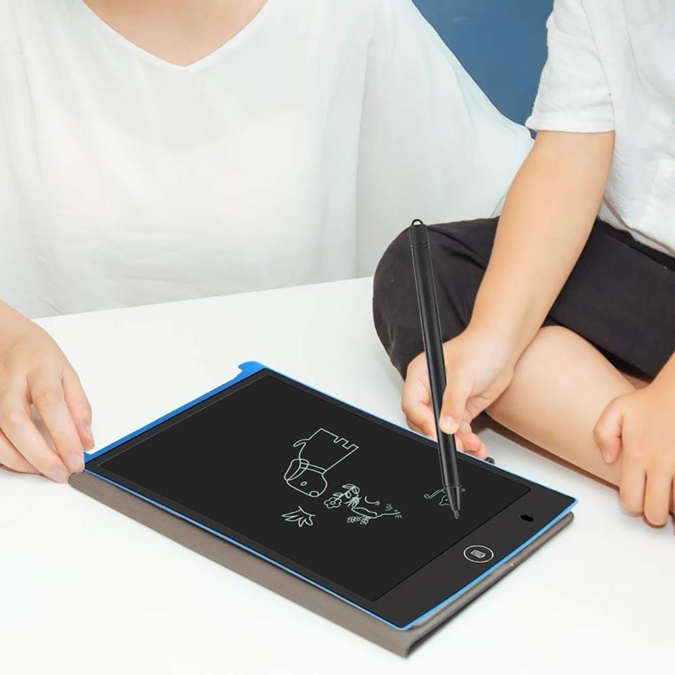 تصویر تخته هوشمند کودک طرح آی پد