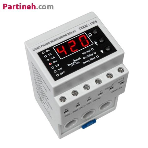 تصویر کنترل فاز-بار 1 تا 60 آمپر شیوا امواج (LPF-15A/13F5) ا SHIVA AMVAJ Phase-load control 1 to 60 amps (LPF-15A/13F5) SHIVA AMVAJ Phase-load control 1 to 60 amps (LPF-15A/13F5)