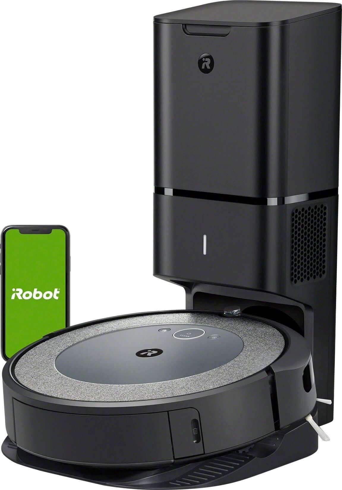 تصویر جارو رباتیک آی ربات آمریکا iRobot Saugroboter Roomba- i3-i3558