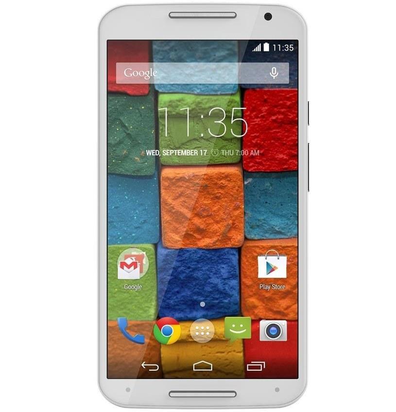 گوشی موبایل موتورولا مدل موتو ایکس ۲۰۱۴ با قابلیت ۴ جی