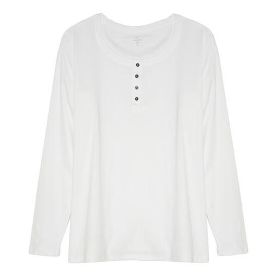 تصویر تیشرت زنانه سی اند ای مدل C&A CA-208227032 ا C&A 208227032 Long Sleeve T-Shirt For Women C&A 208227032 Long Sleeve T-Shirt For Women