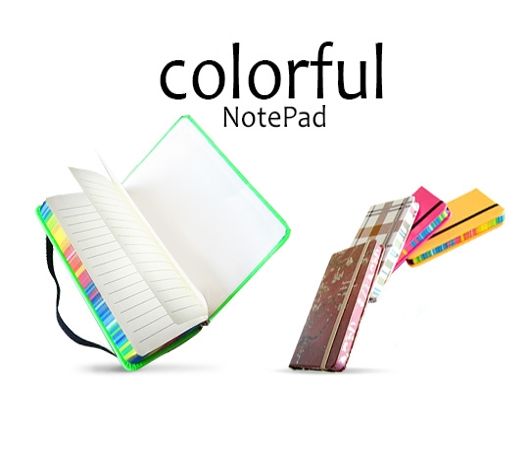 دفترچه یادداشت رنگی Colorfol