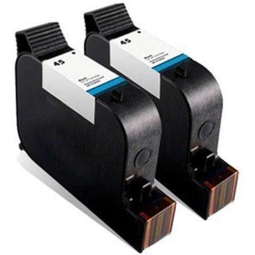 تصویر کارتریج مشکی جوهر جت پرینتر HP مدل DCN BR127 black ink HP jet printer cartridge DCN BR127