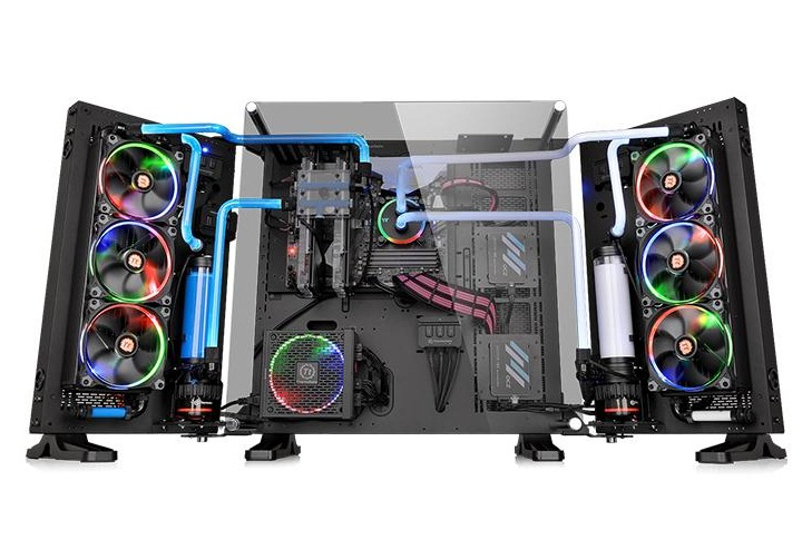 main images کیس ترمالتیک مدل Core P۷ Tempered Glass Edition Thermaltake Core P7 Tempered Glass Edition Full Tower Case