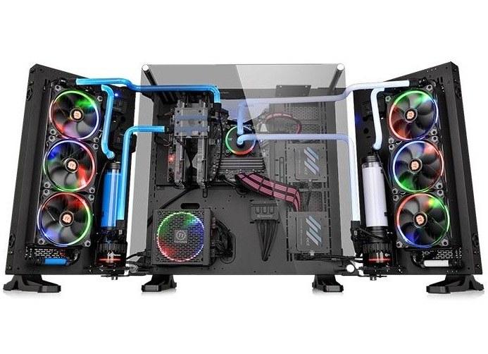 کیس ترمالتیک مدل Core P۷ Tempered Glass Edition
