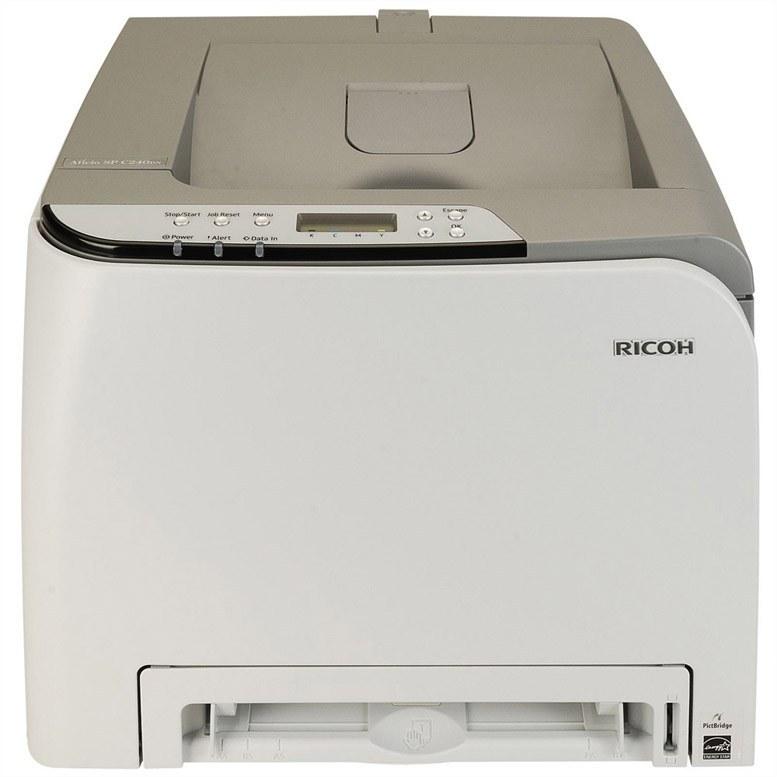 تصویر پرینتر لیزری رنگی تک کاره ریکو مدل SP C240dn Ricoh SP C240dn Color Laser Printer