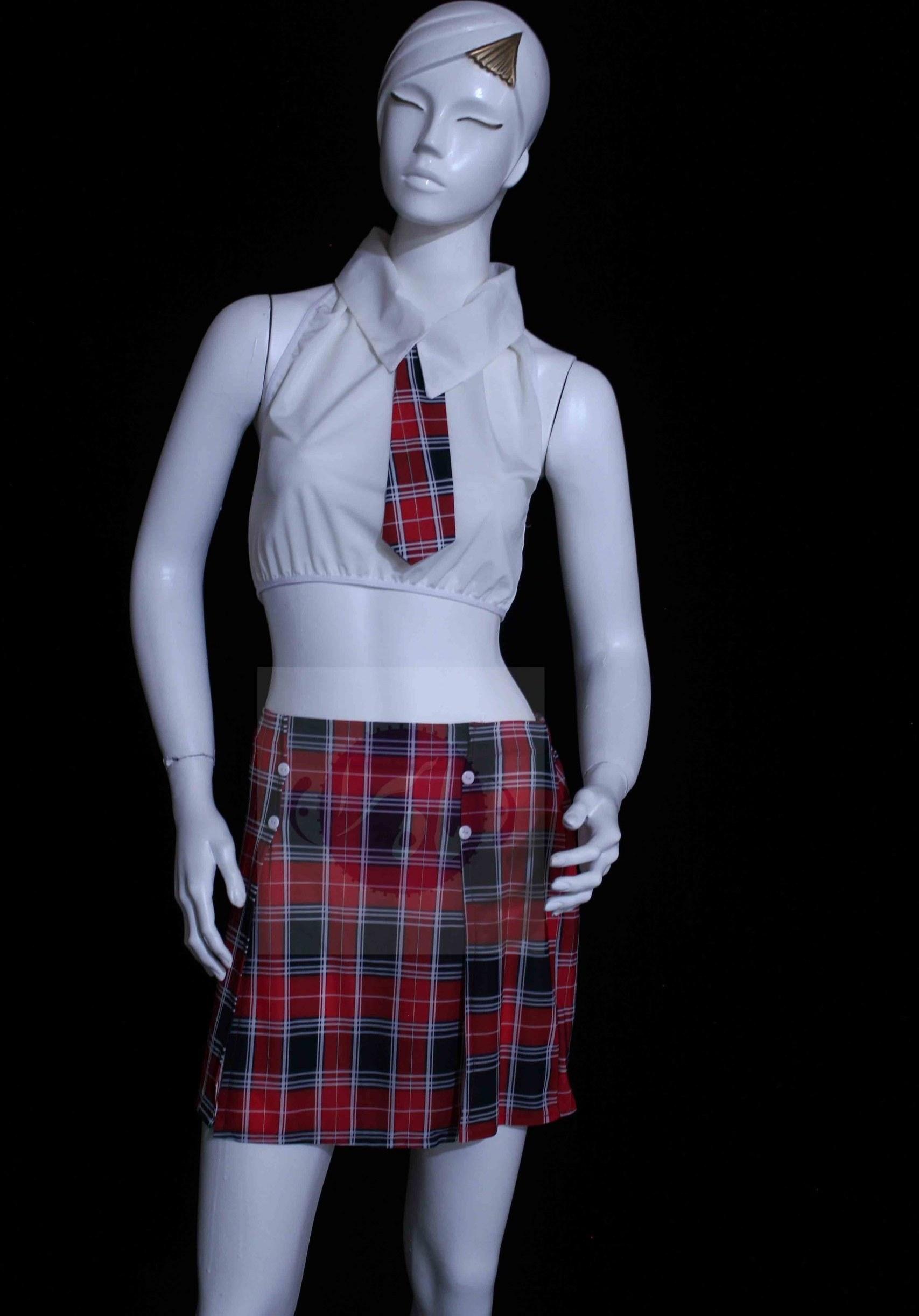 خرید و قیمت لباس فانتزی دانش آموزی زنانه