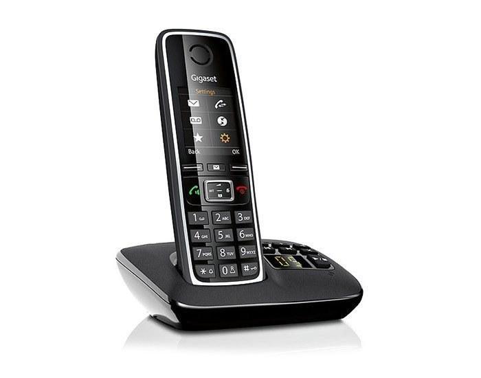 تصویر گوشی تلفن  بی سیم  گیگاست Gigaset Cordless Telephone C530A Duo