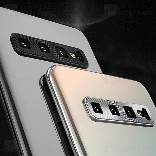محافظ لنز فلزی دوربین موبایل سامسونگ Samsung galaxy S10 Plus Alloy Lens Cap  