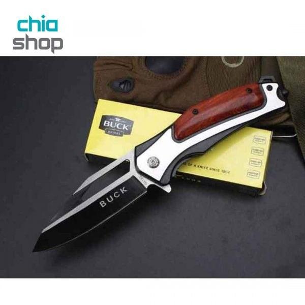 تصویر چاقوی باک مدل BUCK DA130