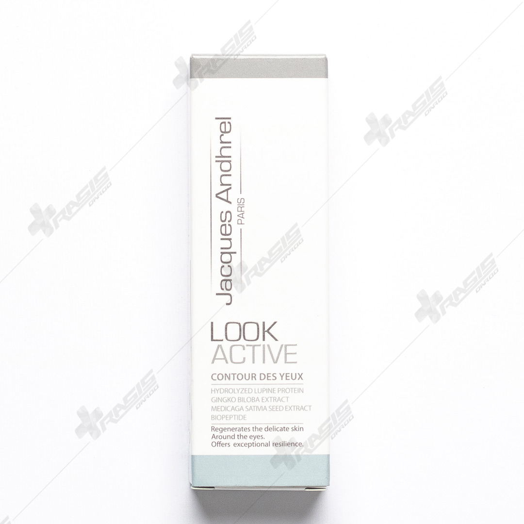 تصویر کرم دور چشم Jacques Andhrel Jacques Andhrel Eye Look Active Cream