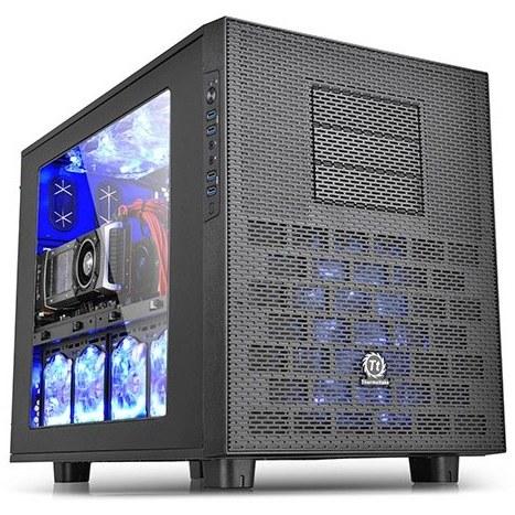عکس کیس ترمالتیک مدل Core X9 E-ATX Cube کیس Case ترمالتیک Core X9 E-ATX Cube Case کیس-ترمالتیک-مدل-core-x9-e-atx-cube