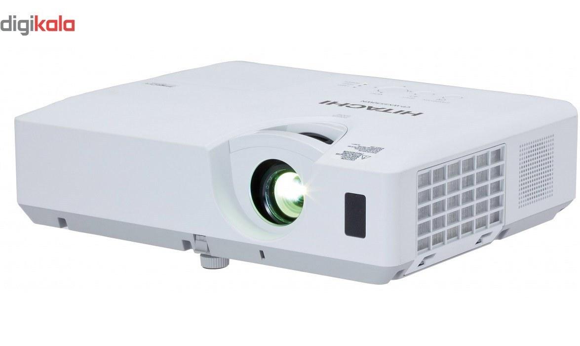 تصویر دیتا ویدئو پروژکتور هیتاچی مدل CP-WX4042WN Hitachi CP-WX4042WN Projector