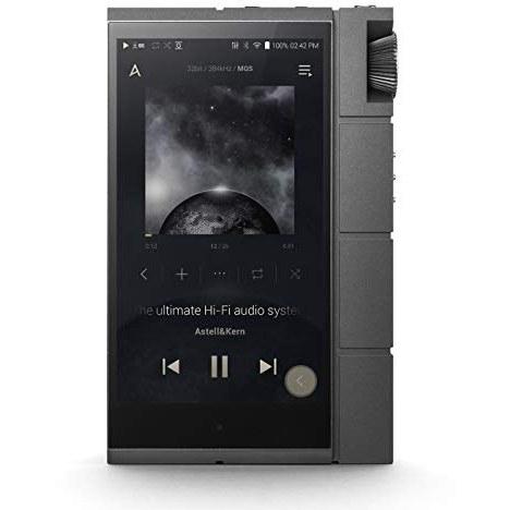 عکس استل Astell & Kern Digital Audio Player KANN Cube (Wolf Gray) AK-KANN-Cube-Gry【Japan Domestic Genuine Products】【Ships from Japan】 استل