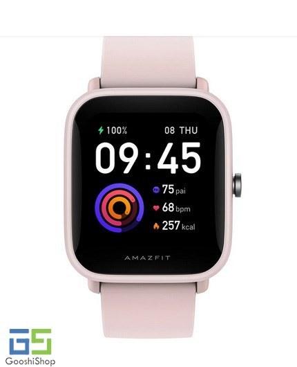 تصویر ساعت هوشمند شیائومی Amazfit Bip U Pro  ا Amazfit Bip U Pro Smartwatch  Amazfit Bip U Pro Smartwatch