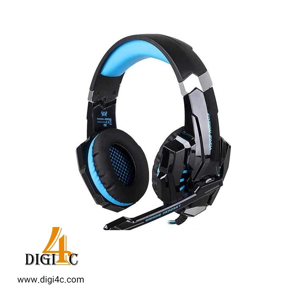 عکس هدست مخصوص بازی کوشن مدل KOTION Each G9000 Headset KOTION Each G9000 Headset 3.5mm Gaming Headphone Earphone with Microphone هدست-مخصوص-بازی-کوشن-مدل-kotion-each-g9000-headset