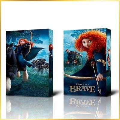 جامدادی فانتزی مگنت دار طرح Brave