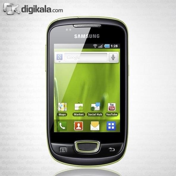img گوشي موبايل سامسونگ گالاکسي پاپ پلاس اس 5570 آي Galaxy Pop Plus S5570i 160MB