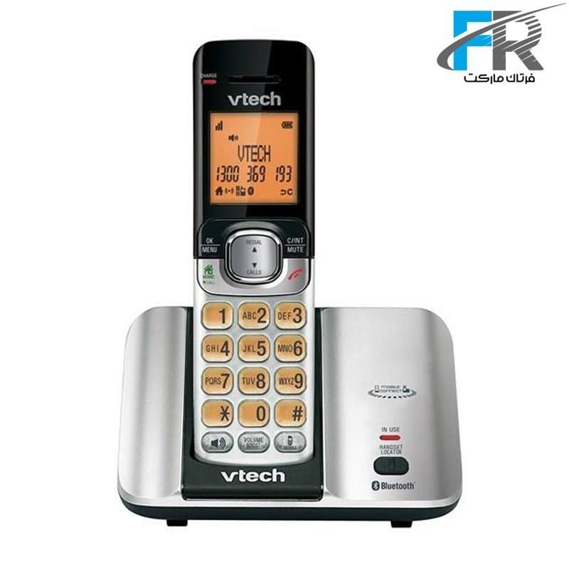 تصویر گوشی تلفن بی سیم وی تک مدل CS6519A Vtech CS6519A Cordless Phone
