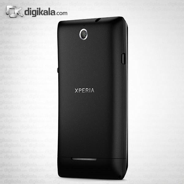 تصویر گوشی سونی اکسپریا ای | ظرفیت 4 گیگابایت ا Sony Xperia E | 4GB Sony Xperia E | 4GB