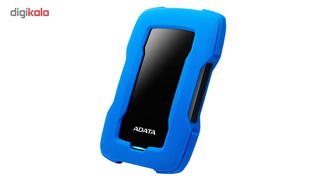 تصویر هارد اکسترنال ای دیتا مدل HD330 ظرفیت 2 ترابایت ا ADATA HD330 External Hard Drive 2TB ADATA HD330 External Hard Drive 2TB