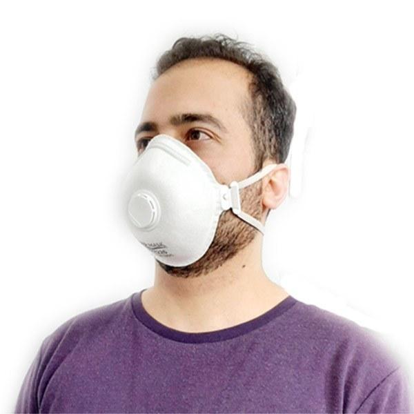 ماسک تنفسی فیلتر دار مدل BIO MASK N95