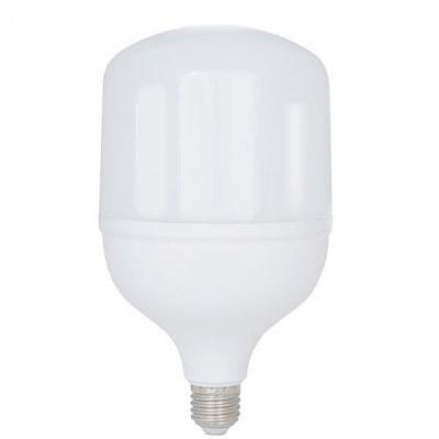 تصویر لامپ LED مکس 50 وات استوانه رنگ مهتابی