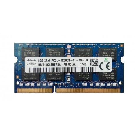 رم لپتاپ هاینیکس Hynix DDR3 PC3L 1600S - 8GB |