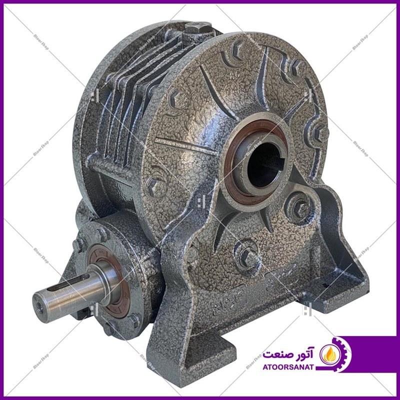 تصویر گیربکس صنعتی حلزونی VF150