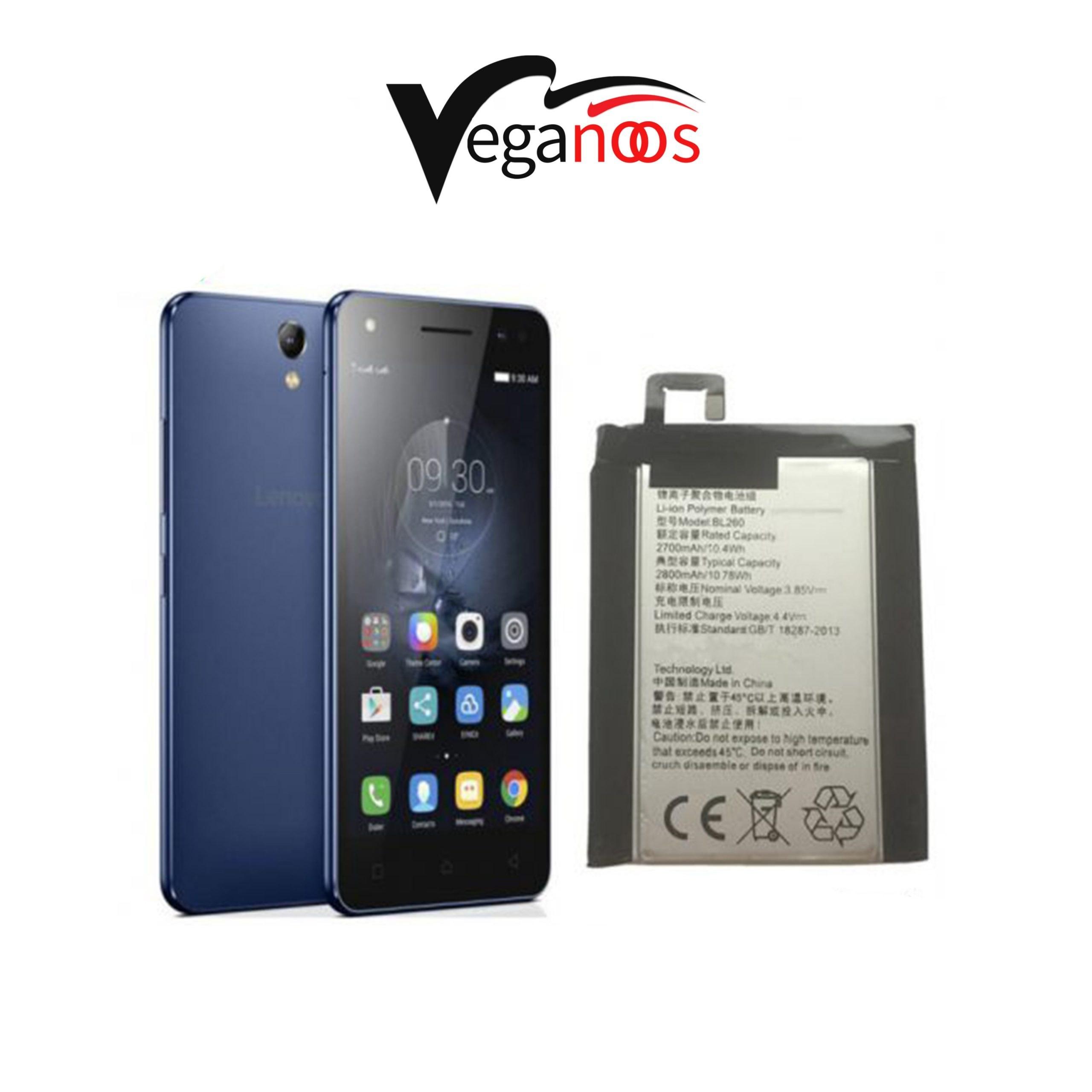 تصویر باتری اصلی گوشی لنوو Lenovo Vibe S1 Lite - BL260