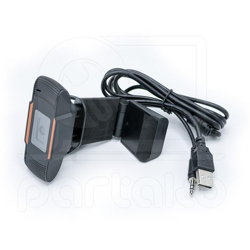تصویر وبکم مدل ASDA دارای میکروفن داخلی Webcam Asda usb