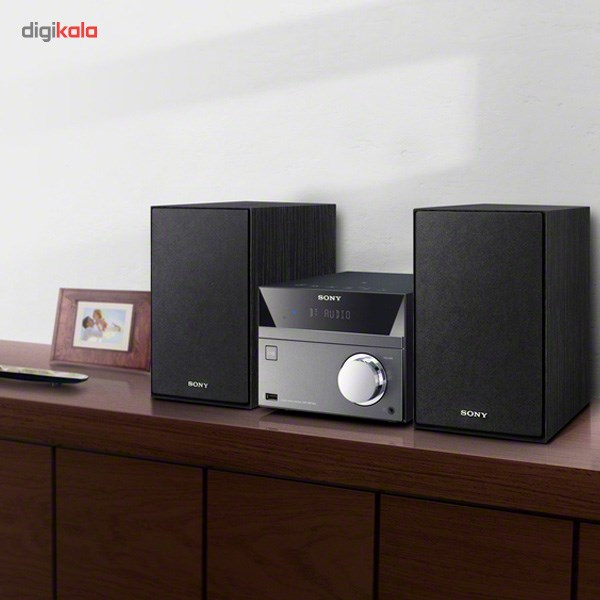 img سیستم صوتی خانگی Hi-Fi سونی SONY CMT-SBT40D