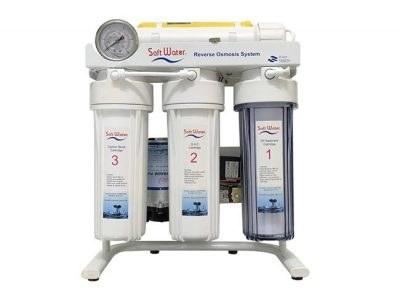 تصفیه آب سافت واتر ۶ مرحله اورجینال
