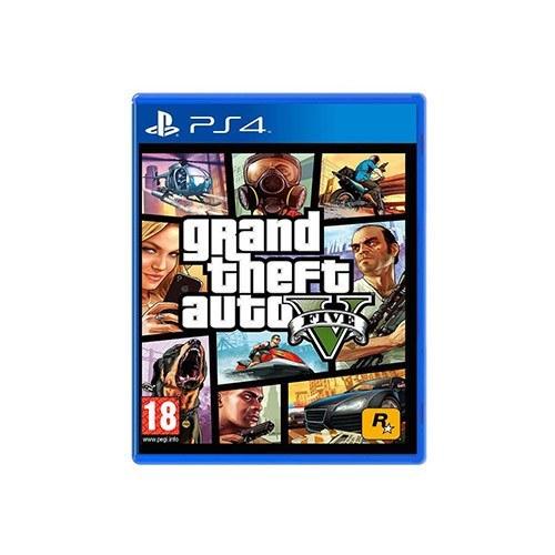 تصویر GTA V - PS4