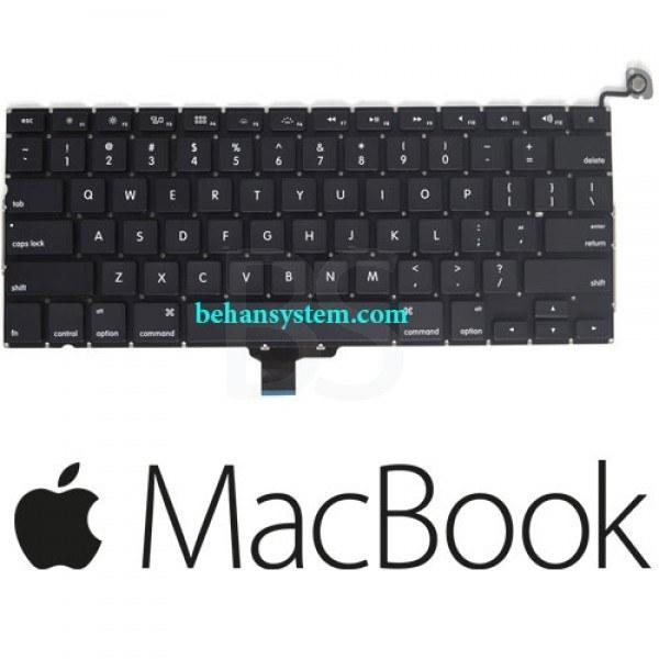 """main images کیبورد مک بوک پرو A1278 سیزده اینچی مدل MD313 Keyboard MacBook Pro 13"""" A1278 (Late 2011) MD313"""