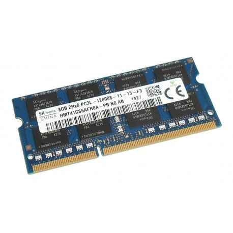رم لپ تاپ 8GB DDR3 PC3L 12800 (1600) RAM