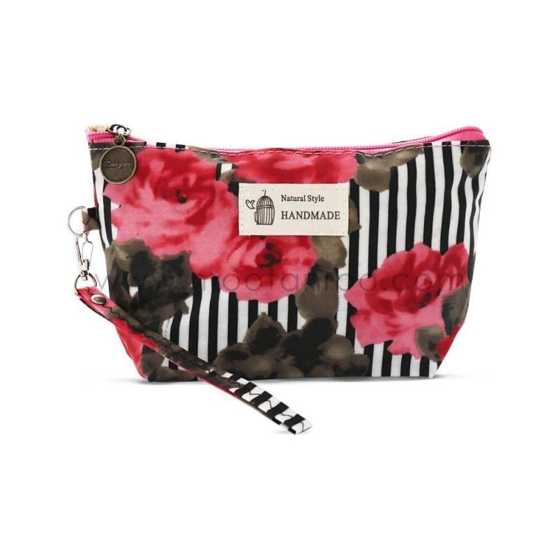 کیف لوازم آرایش اترنیتی-12-Black strips