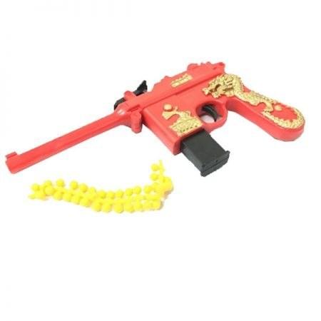 تفنگ اسباب بازی ساچمه ای طرح اژدها
