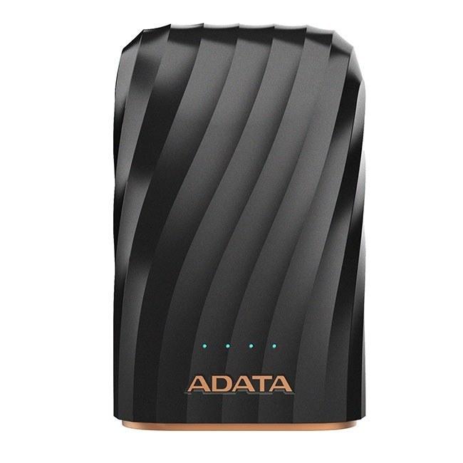 تصویر شارژر همراه ای دیتا مدل P10050C ظرفیت 10050 میلی آمپر ساعت Adata P10050C 10050mAh Power Bank