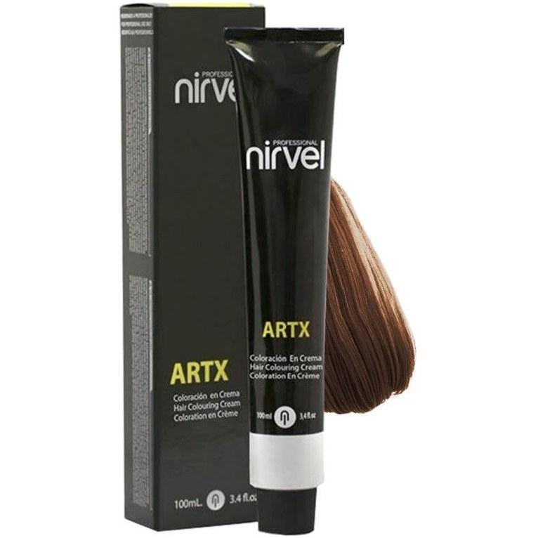 رنگ موی نیرول سری Browns مدل Artx حجم 100 میل شماره 75-7 رنگ بلوند شکلاتی متوسط