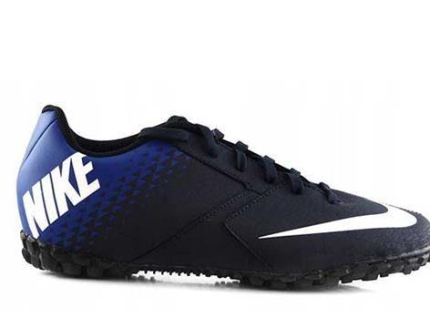 تصویر کفش فوتبال چمن مصنوعی مردانه نایک مدل NIKE 826486-414 Mens Nike Shoe Football Shoes Model  NIKE 826486-414