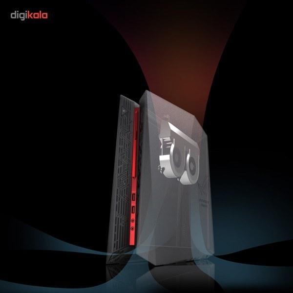 تصویر کامپیوتر دسکتاپ مخصوص بازی ایسوس مدل راگ جی 20 بی ام ASUS ROG G20BM BH001 FX-770K 12GB 2TB 2GB Gaming Desktop Computer