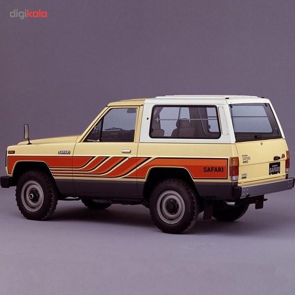 عکس خودرو نیسان پاترول دنده ای سال 1986 Nissan Patrol 1986 MT خودرو-نیسان-پاترول-دنده-ای-سال-1986 8