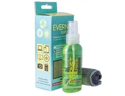 کیت ضد عفونی و تمیز کننده اورنت سوپریور Evernet Superior Cleaner Kit 135ml