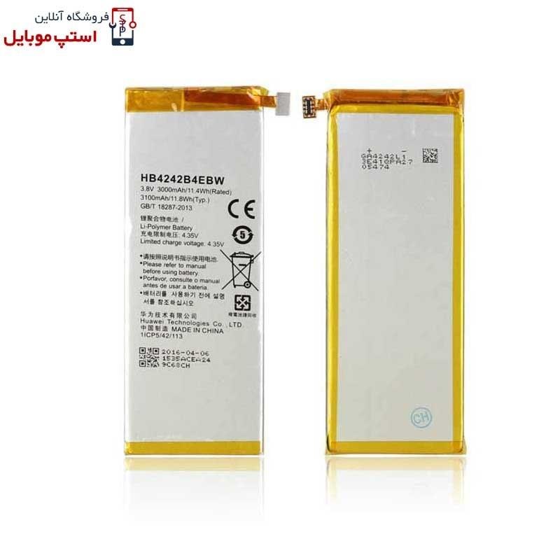 تصویر باتری گوشی هواوی هانر 4 ایکس Huawei Honor 4X Battery