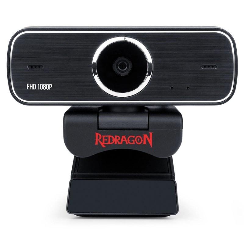 تصویر وب کم ردراگون Hitman GW800 REDRAGON Hitman GW800 Streaming With Microphone Webcam